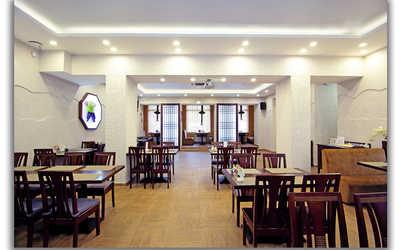 Банкетный зал ресторана Silla Korean BBQ на улице Достоевского фото 1