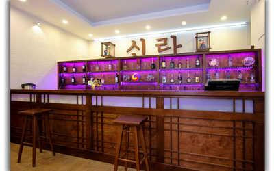 Банкетный зал ресторана Silla Korean BBQ на улице Достоевского фото 2