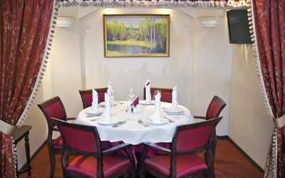 Банкетный зал кафе, ресторана Распутинъ на улице Радищева