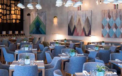 Банкетный зал ресторана Seasons на проспекте Вернадского фото 1