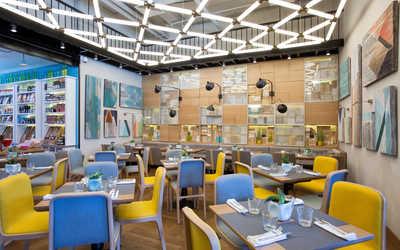 Банкетный зал ресторана Seasons на проспекте Вернадского фото 2