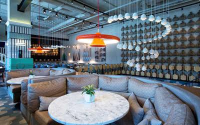 Банкетный зал ресторана Seasons на проспекте Вернадского фото 3