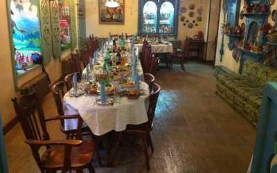 Банкетный зал ресторана Емельян или по щучьему велению на улице Чайковского фото 3