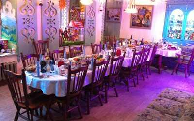 Банкетный зал ресторана Емельян или по щучьему велению на улице Чайковского фото 1