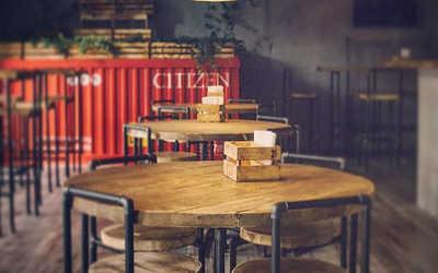 Банкетный зал бара C1tizen на Владимирском проспекте фото 1