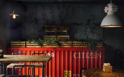 Банкетный зал бара C1tizen на Владимирском проспекте фото 2