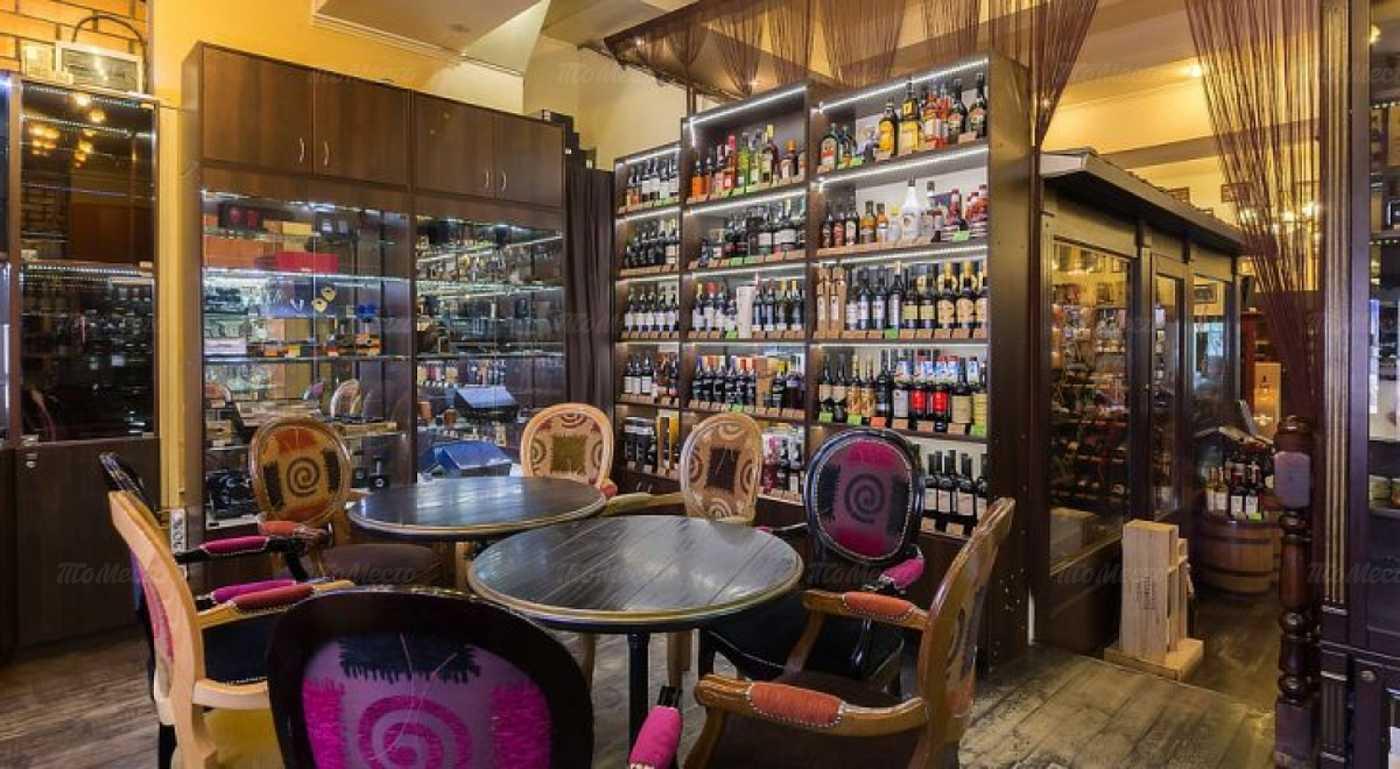 Меню ресторана Сабор де ла Вида де Патрик (Sabor de la Vida de Patrick)