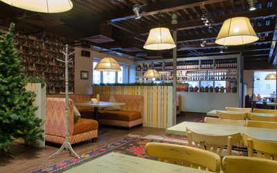Банкетный зал ресторана ГивиСациви на Бутырской улице фото 3