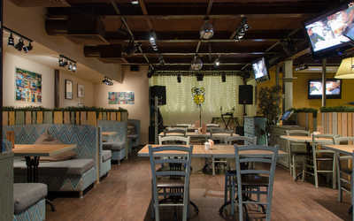 Банкетный зал ресторана АйДаБаран на Бутырской улице