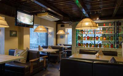 Банкетный зал ресторана ГивиСациви на Бутырской улице фото 2
