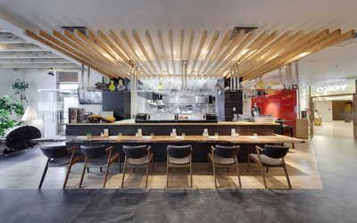 Банкетный зал ресторана Yoko (Йоко) на Новом Арбате фото 3