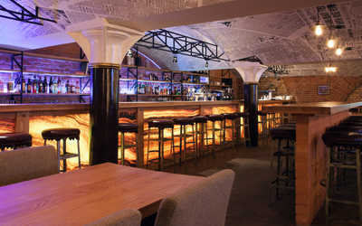 Банкеты бара True Bar на улице Льва Толстого фото 1