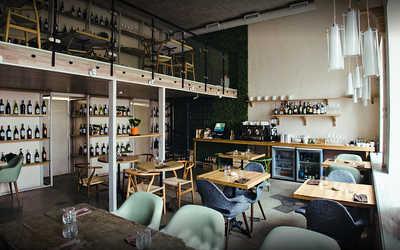 Банкетный зал ресторана Gras x Madbaren на Инженерной улице фото 3