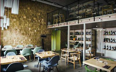 Банкетный зал ресторана GRÄS на Инженерной улице фото 1