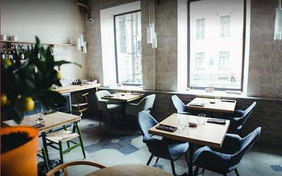 Банкетный зал ресторана Gras x Madbaren на Инженерной улице фото 2