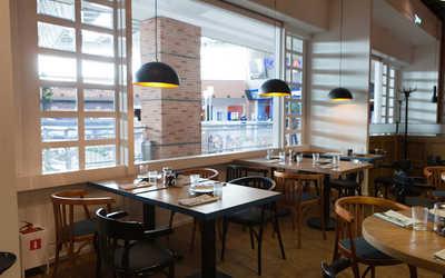 Банкетный зал ресторана Zotman pizza pie В ИКЕА