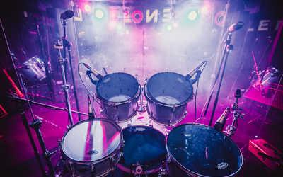 Банкетный зал ночного клуба LENON Live Music Club на Ленинском проспекте