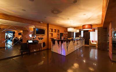"""Банкетный зал ресторана В Шоколаде (Санаторий """"Матрёшка Плаза"""") на улице Енисейской"""