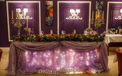 Банкетный зал кафе, ресторана Версаль на улице Широтной фото 1