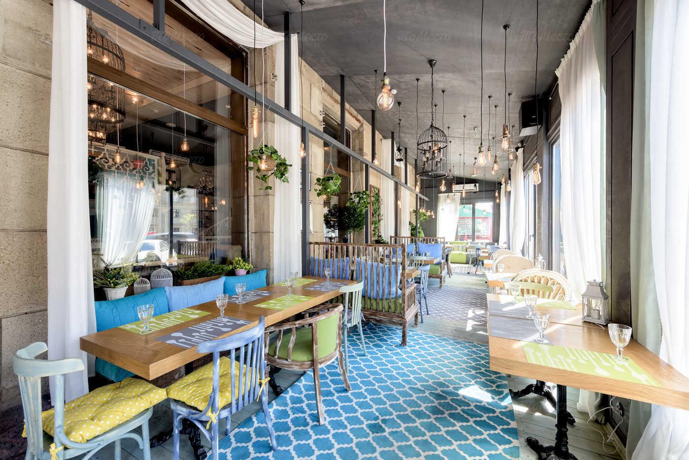 Меню кафе Che-Dor (Че-Дор) на Московском проспекте