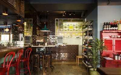 Банкетный зал бара Pinch! на улице Белинского фото 2