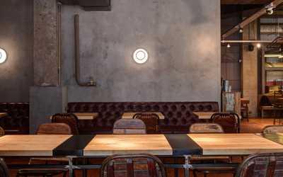 Банкетный зал бара, ресторана Frank в Большом П.С.