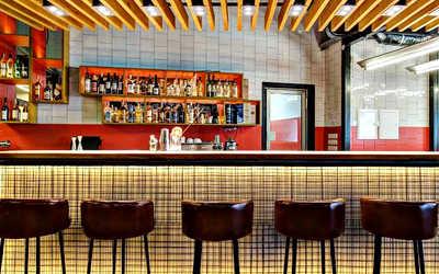 Банкетный зал ресторана Frank на Большом проспекте П.С. фото 1