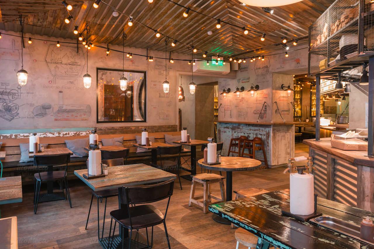 Ресторан BRISKET BBQ (Брискет) на Смоленском бульваре фото 4