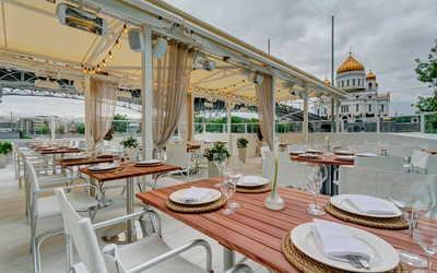 Банкетный зал ресторана Pescatore (Пескаторе) на Берсеневской Набережной фото 1