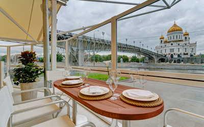 Банкетный зал ресторана Pescatore (Пескаторе) на Берсеневской Набережной фото 3