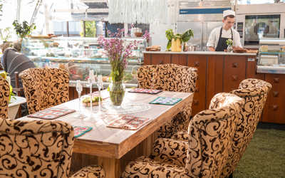 Банкетный зал ресторана Черёмушки на проспекте Энгельса фото 3