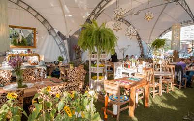 Банкетный зал ресторана Черёмушки на проспекте Энгельса фото 1