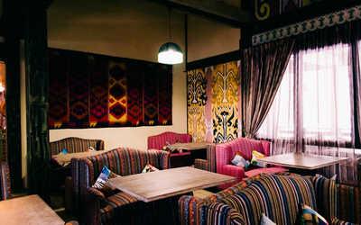 Банкетный зал ресторана Чайхона Бай на Парковой улице фото 3