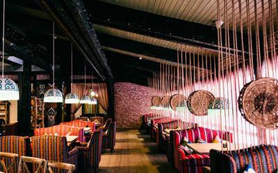 Банкетный зал ресторана Чайхона Бай на Парковой улице фото 1