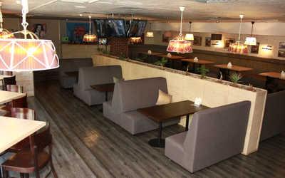 Банкетный зал пивного ресторана Гент на улице Барклая фото 1