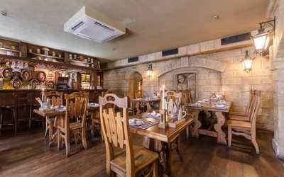 Банкетный зал пивного ресторана Бавариус на Тверской улице фото 2