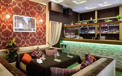 Банкетный зал кафе Кальянофф лаунж в Пятницком