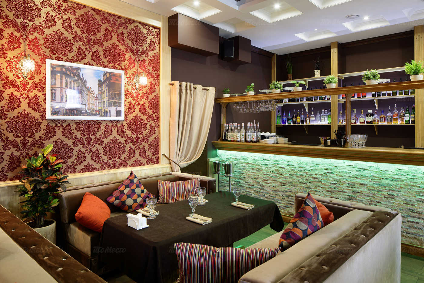 Меню кафе Кальянофф лаунж в Пятницком