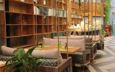 Банкетный зал ресторана Apart33 (быв. Letto) на Поварской улице