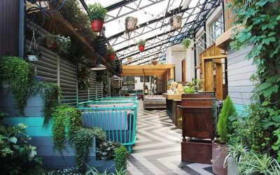 Банкетный зал ресторана Apart33 (бывш. Letto) на Поварской улице фото 1