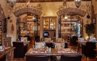 Банкетный зал ресторана Bella Pasta на улице Солянка