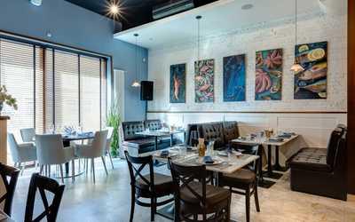 Банкетный зал ресторана Crab Story (Крабстори) на Разъезжей улице фото 2