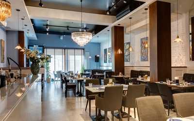 Банкетный зал ресторана Crab Story (Крабстори) на Разъезжей улице фото 1