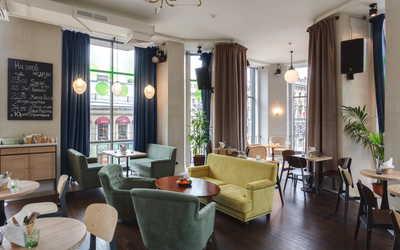 Банкетный зал ресторана Social Club на улице Рубинштейна фото 2