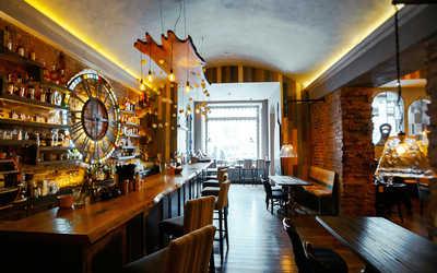 Банкетный зал кафе The Buddy на улице Ломоносова