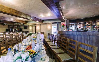 Банкетный зал кафе Орион на Тепличной улице фото 3