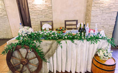 Банкетный зал кафе Орион на Тепличной улице фото 2