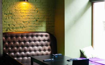 Банкетный зал кафе ЧиЧа на улице Ломоносова фото 1