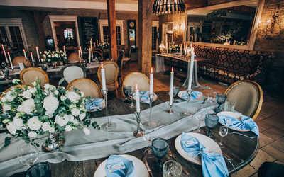Банкетный зал ресторана Блюм кафе в Большом Кисловском переулке фото 1