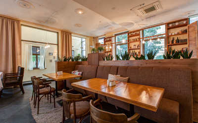 Банкетный зал ресторана Piccolo на Малом проспекте П.С.
